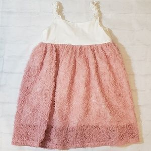 Baby pink Dresses - 🏈 $12 or 3 for $15 - Baby Pink Girls Dress